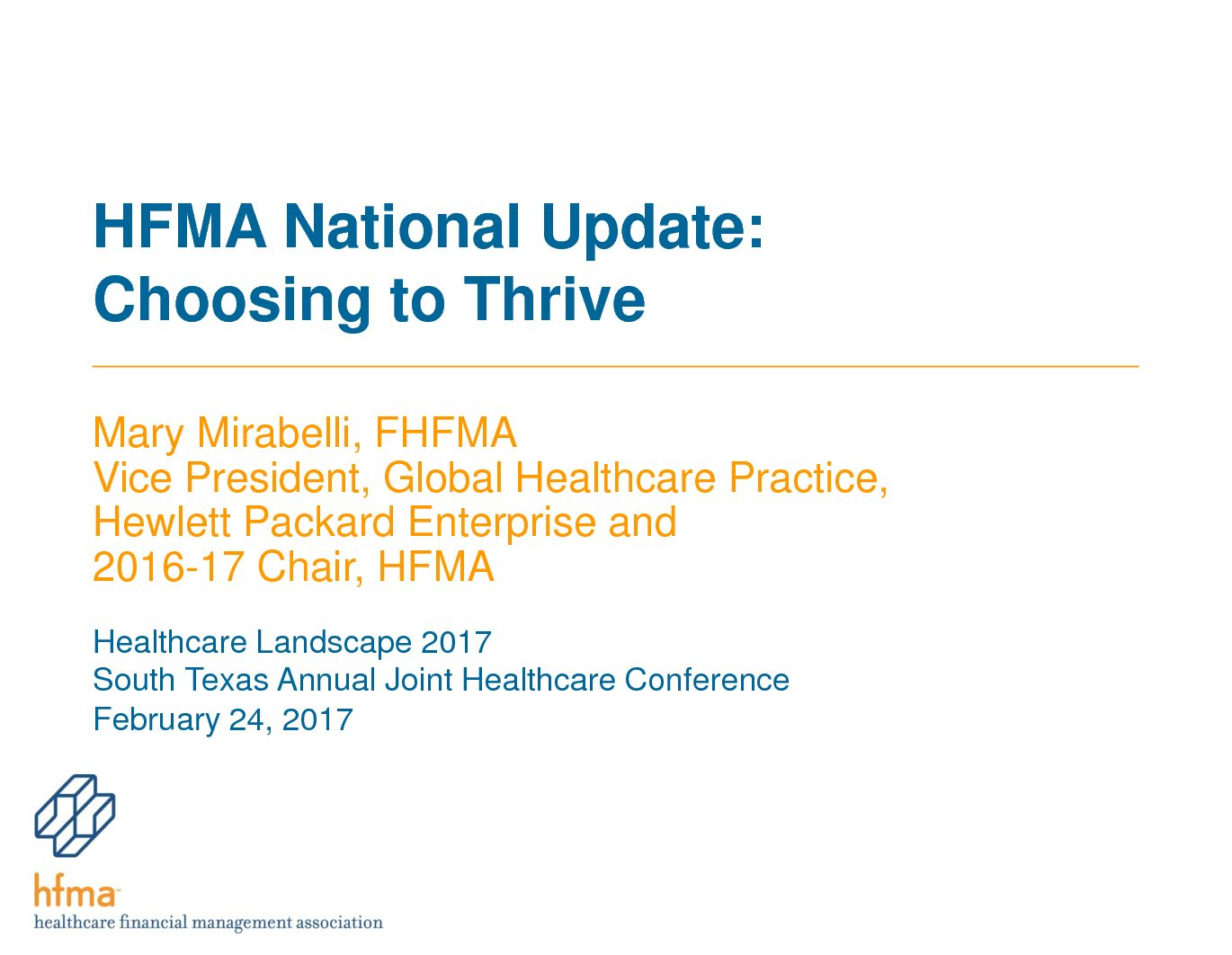 Meeting presentations and cpe certificates south texas hfma xflitez Images